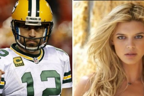 Aaron Rodgers Has Moved On From Olivia Munn And Is Reportedly Dating A Famous SI Swimsuit Model