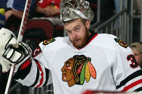 Scott Darling Traded to Carolina